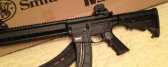 Smith and Wesson M&P 15-22 is Here!