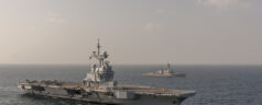 Italian, French, and American Carriers Set Sail