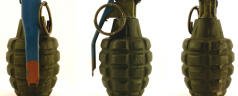 Previously Deported Illegal Alien Convicted of Selling Grenades
